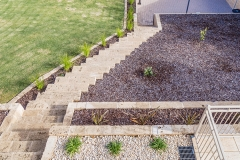 landscaping, paving and retaining wall Port Noarlunga
