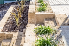 landscaping and planting Port Noarlunga