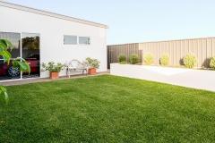 landscaping backyard aldinga