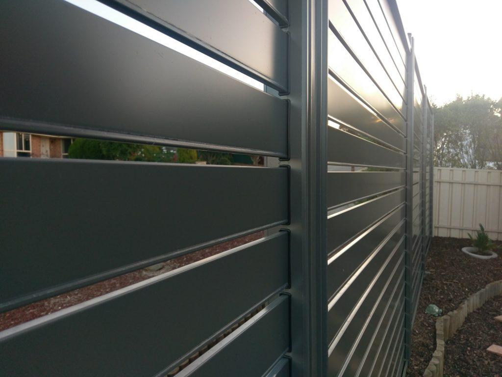 Horizontal Slat Fencing, Fencing Contractors, Fencing, Fences, Fleurieu