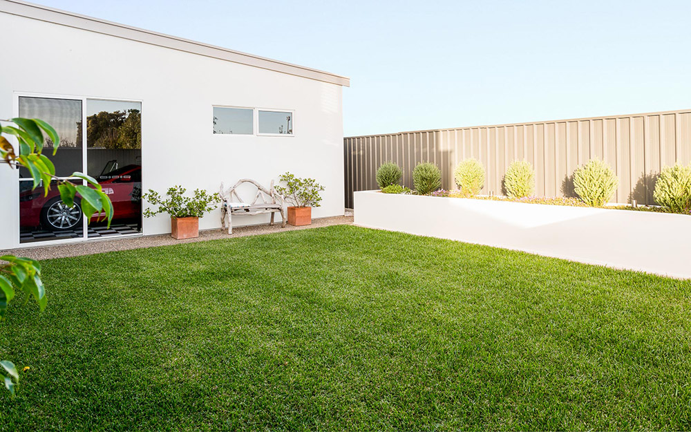 Retaining Wall, Raised Garden Beds, Concrete Paths, Landscaping Designs, Landscapers, Turf Installation, Aldinga, Port Noarlunga