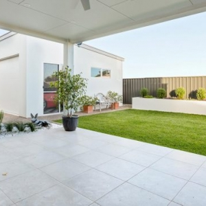 Retaining Wall, Raised Garden Bed, Concrete path, Turf Installation, Landscapers, Landscaping Designs, Landscaping Contractors, Aldinga, Port Noarlunga