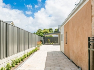 Paving Contractors, Friendly Neighbour Fence, Fencing Contractors, Fencing, Fences, Landscapers, Landscaping, Irrigation, Gates, Retaining Wall, Goolwa, Fleurieu