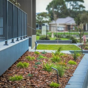 Retaining Wall, Block Wall, Raised Garden Bed, Landscapers, Landscaping Design, Garden Designs, Turf, Irrigation, Victor Harbor