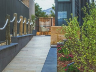 Paving Contractors, Paving, Pavers, Retaining Wall, Raised Garden Beds, Landscaping, Landscapers, Landscaping Designs, Irrigation, WCHF, Women and Children's Hospital Foundation, Victor Harbor, Fleurieu